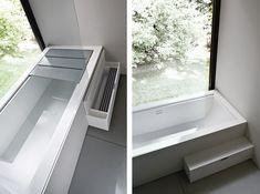 Bathtub-shower, together: Rexa Design