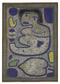 L'aquarelle, Paul Klee l'a pratiquée…et aussi la musique