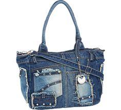 Handtasche von Catwalk in jeans - deichmann.com