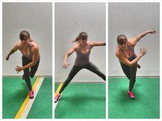 broken tabata follow along video workout - cardio full body workout...snowboard hops, t push ups, skater hops and plank hip dips