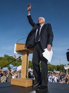 Have The Times Finally Caught Up With Bernie Sanders?