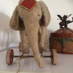 Your place to buy and sell all things handmade Circus Nursery, Australian Vintage, Ride On Toys, Toy Sale, Hui, Cool Toys, Elephants, Have Time, Red Leather