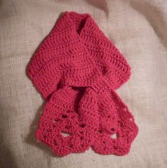 Outgoing Raspberry - free crochet pattern