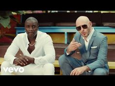 "Akon and Pitbull Brings The Party To The Hood In The Video For ""Te Quiero Amar"" Off ""El Negreeto"" AlbumSenegalese American recording artist Akon came thro. Latest Music, New Music, Pitbull Artist, Foto Software, Music Songs, Music Videos, Trevor Philips, Grand Theft Auto Series, Life Of Crime"