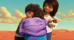 Home movie 2015 | BIG BANG THEORY'S JIM PARSONS LENDS VOICE IN DREAMWORKS ANIMATION ...