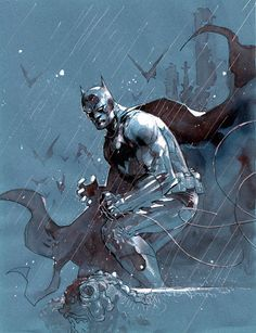Batman, por Jae Lee