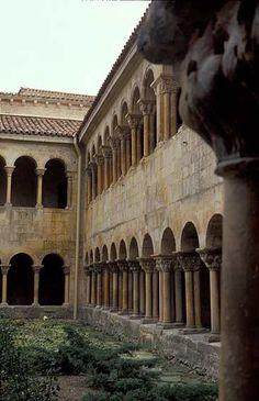 Monasterio de Santo Domingo de Silos  #Pinares #Burgos #Spain