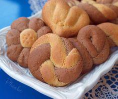 #Κουλουράκια πασχαλινά #nostimiesgiaolous Bread, Cookies, Desserts, Posts, Food, Crack Crackers, Tailgate Desserts, Deserts, Messages