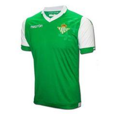 Camiseta Betis 2 Equipacion 2014-2015