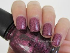 China Glaze Put A Bow On It - Happy HoliGlaze Collection