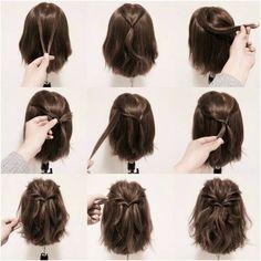 「hair styles」のおしゃれアイデアまとめ Pinterestに関連する画像トップ 17件    パンドラのジュエリー、ヘアスタイリングの基本、ツイスト