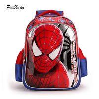 Spiderman school bag children's Backpacks Child For Children school bags for boys girls Kids Backpack Toddler Teenagers mochilas
