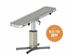 Shor-Line | Continuum Flat Top Hydraulic Base Surgery Table