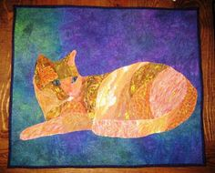 All Things Quilty: Another Little Quilted Critter
