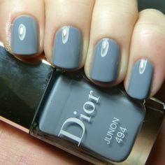 Dior Vernis Junon Gel Shine & Long Wear Nail Polish New In Box for sale online Dior Nail Polish, Boxes For Sale, Beautiful Nail Designs, Creative Nails, Nail Colors, Christian Dior, Eye Makeup, Nail Art, How To Make
