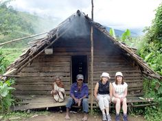 Ecotourism involves visitors coming to interact with the natural and ...