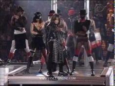 Janet Jackson - Super Bowl halftime 2004 (VIDEO LIVE).