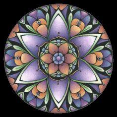 Las Revelaciones del Tarot: El Arte De Los Mandalas