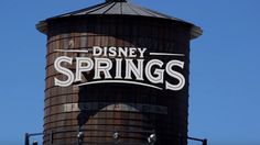 Last week was a pretty big week for Disney Springs - not only were plans unveiled for more than 30 new shops and dining locations for the area's Town Center, but Disney Springs also welcomed a brand new marquee water tower that will serve as the