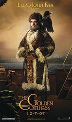 Jim Carter as John Faa - The Golden Compass