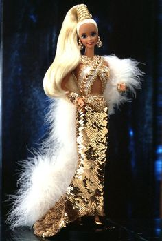 Bob Mackie Gold Barbie®