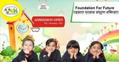 Admissions open for new session 2016-2017 in Valley of Kids. For more details visit:  B-58/1, East of Kailash New Delhi - 110065 Phone:(+91) 9310174477 Email: info@valleyofkids.com