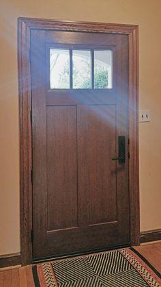 Provia Signet Knotty Alder Door Sterling Loudoun County