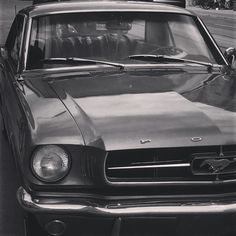 #Mustang #Classic