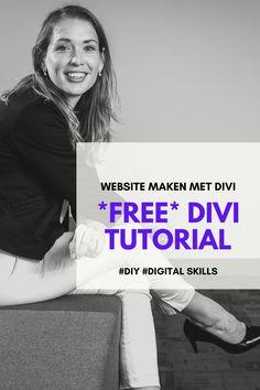 Ja! Wil jij ook zelf aan de slag met het Divi Theme in WordPress? Divi is een ontzettend populair, flexibel thema en editor voor WordPress waarmee je snel jouw eigen website, blog en-/of webshop kunt opzetten. Lees hier meer of bekijk meteen de nieuwste tutorial! De voordelen van je eigen site maken zijn; 1. Snelheid; supersnel schakelen 2. Onafhankelijk; alles in eigen beheer 3. Lage kosten 4. Investering in je eigen skills! Bekijk de tutorial en abonneer je op So-MC! Voordelen Van, Social Media Company, Meet, Website
