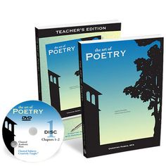 Poetry Resource - Lots a recs... The Art of Poetry Program