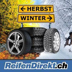 Der Winter kommt ... Werfen Sie einen Blick in unseren Shop und verpassen Sie keine #Winter Reifenangebote!