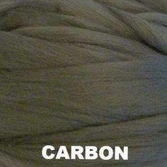 Ashland Bay Solid Colored Merino Roving 1lb Bundle