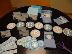 Elephant Birthday Party! | One Project at a Time - DIY Blog