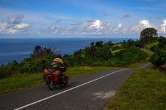 Sulawesi Northern Coastal Road by worldbiking.info, via Flickr