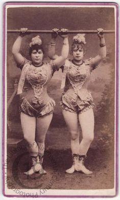Female Acrobats