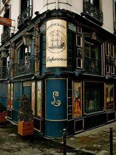 Lapérouse, mythical restaurant overlooking Seine & Île Saint-Louis since 1766, experienced icons of Paris literature like Guy de Maupassant, Emile Zola & Victor Hugo & still retains its original decor.