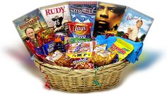 5. What would be your party favor?  Movie themed gift baskets #TheHostPremiereParty