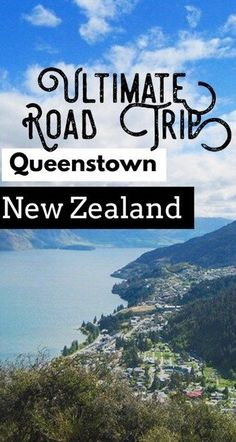 Here's your road trip guide for the best things to do in Queenstown, New Zealand to make the most out of a short trip to the picturesque destination! New Zealand Itinerary, New Zealand Travel Guide, Travel Advice, Travel Guides, Travel Tips, Travel Articles, Canterbury, Auckland, Road Trip Hacks