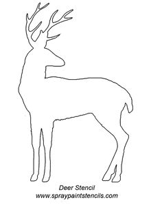 Wildlife Stencils Free | ... like these at Stencils .com which are free of charge for your use
