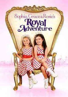 Sophia Grace & Rosies Royal Adventure (Dvd)