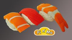 Pi n' Mo: How To Play Doh Sushi Maker With Play Doh Sushi Set From Sushi...