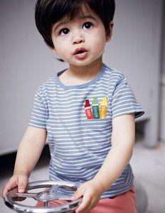 Boden Babies Fun Applique T-shirt   $24.00