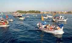Santa Cristina's Day, Lloret de Mar