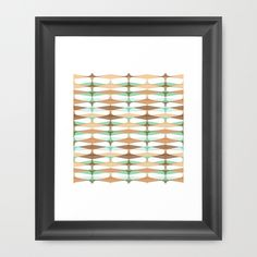 Grasshopper Framed Art Print by Jaymee - $35.00