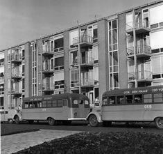 De Meppelweg omstreeks 1958