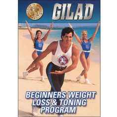 Gilad: Beginners Weight Loss And Toning Program >>> To view further for this item, visit the image link.