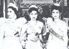 Queen nazli, Princess Fawzia and princess Farial Of Egypt