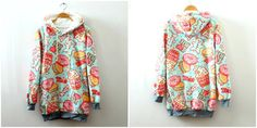 Fleece Hoodie Jacket | Fleece Patterns You Can Sew To Stay Warm This Winter