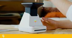 Polaroid has announced 'Polaroid Lab,' a new gadget that gives you an easy way to turn the photos from your smartphone into real Polaroids. New Gadgets, Cool Gadgets, Best Online Shopping Sites, Technology Gadgets, Shopping Spree, Digital Photography, Biodegradable Products, Polaroids, Smartphone