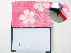 Cosmetic Bags | Makeup Cases DIY Sewing Projects. Pattern & Photo Tutorial